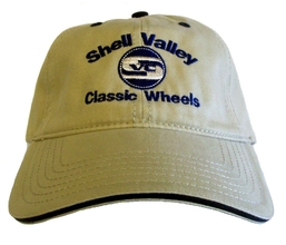 Shell Valley Classic Wheels Inc. Ball Cap