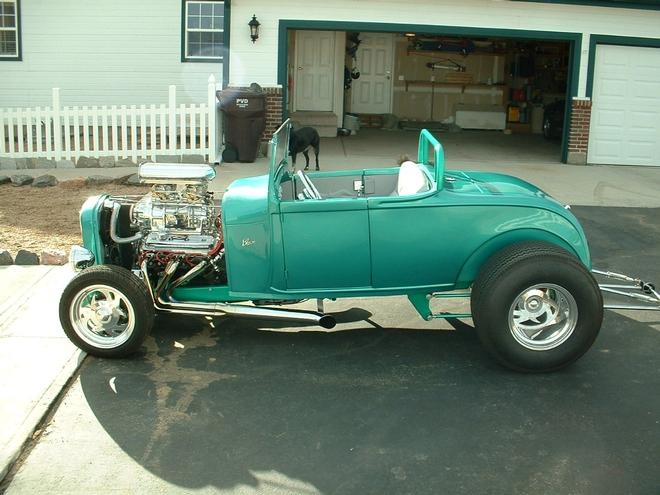 Franklin 29 A Roadster