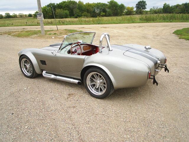 Ron G. Cobra Replica
