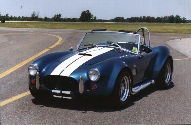 Ed H. Cobra Replica