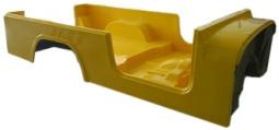 Jeep Scrambler Fiberglass Body Tub