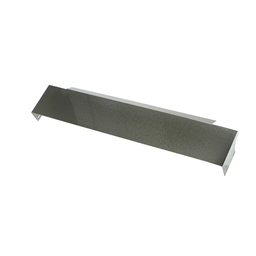 Jeep YJ/Wrangler Stainless Steel Front Frame Cover