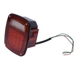 LH and RH Jeep LED Tail Light Assembly