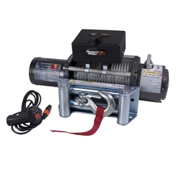 Rugged Ridge Heavy Duty 10,500 LB Winch