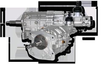 TKX Tremec 5-Speed Manual Transmission