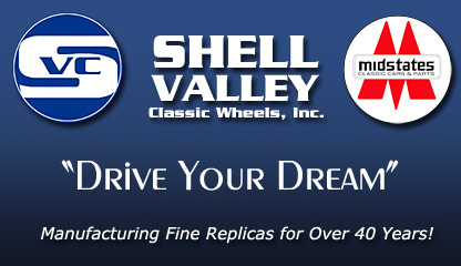 Shell Valley Classic Wheels, Inc.